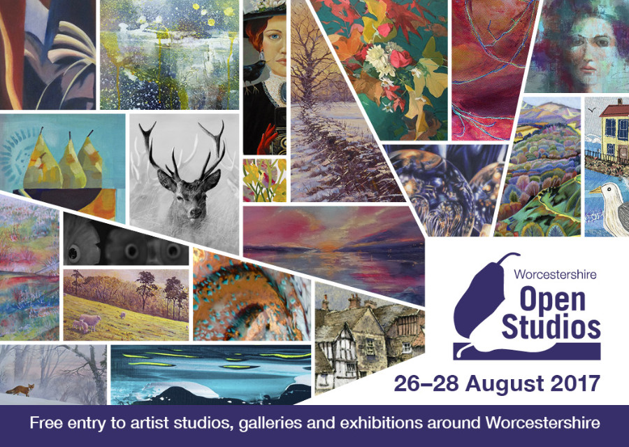 Open Studios Worcestershire