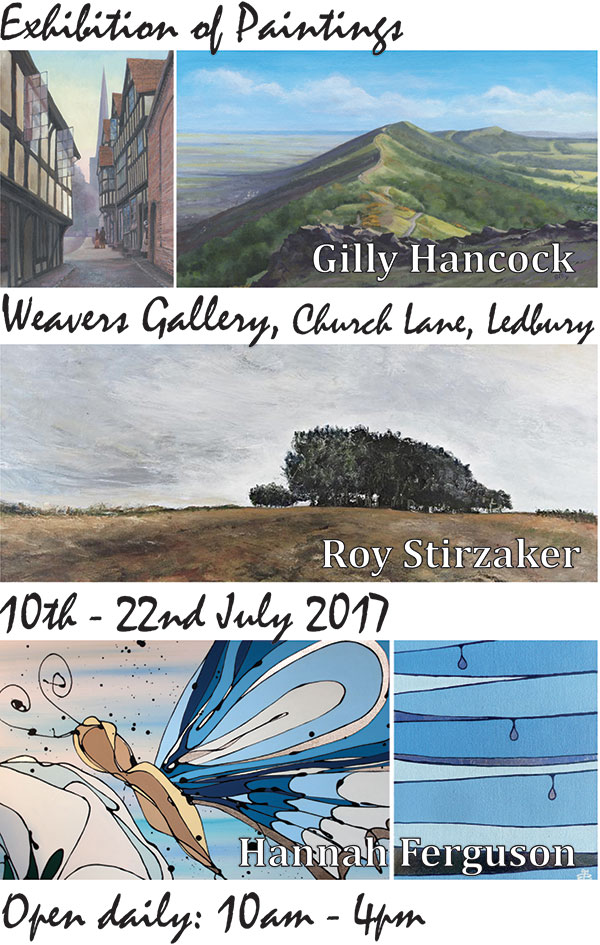 Weavers Gallery Exhibition